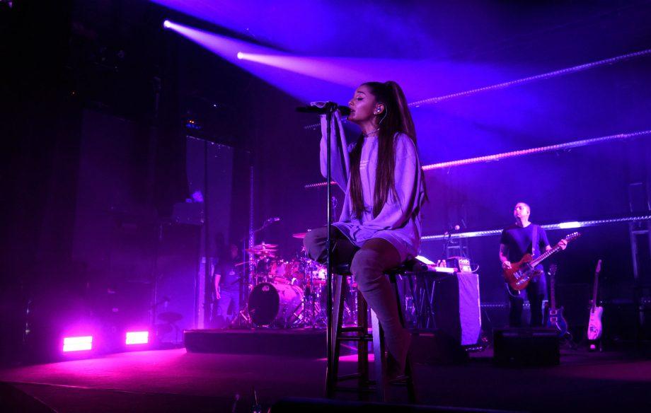 Ariana Grande plans special Manchester concert for 2019 tour