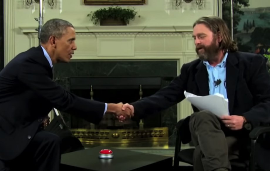 Details of 'Between Two Ferns' movie announced by Netflix