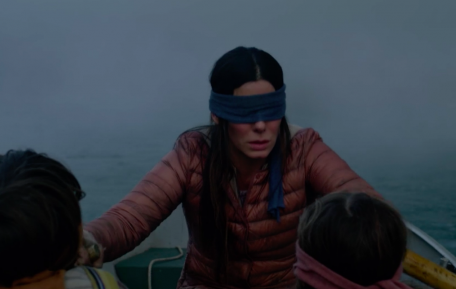 Netflix responds after using real-life disaster footage in 'Bird Box'