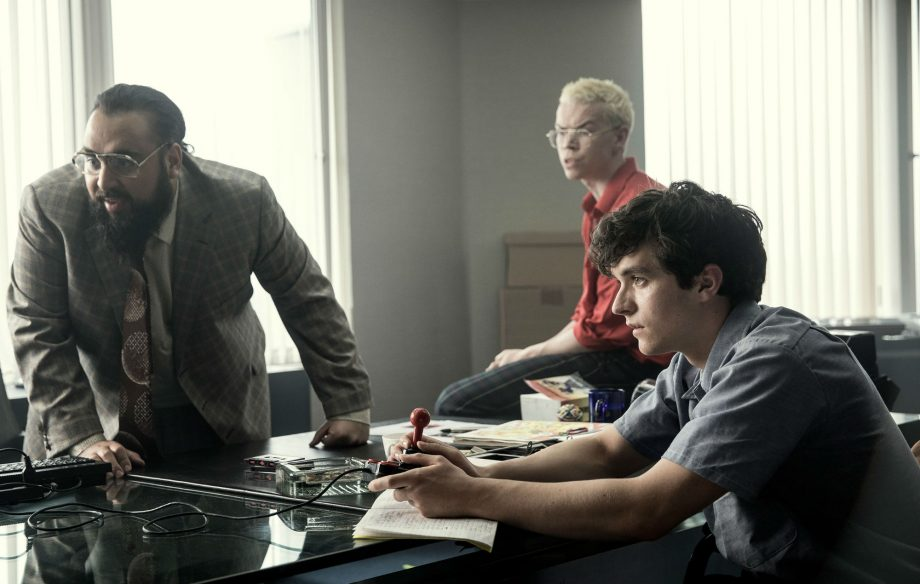 Black Mirror' comes to life as 'Bandersnatch' pop-up appears