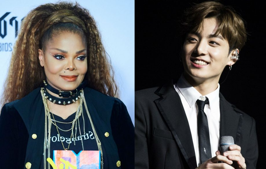 Watch BTS meet Janet Jackson in adorable video from the Mnet Asian Music Awards in Hong Kong