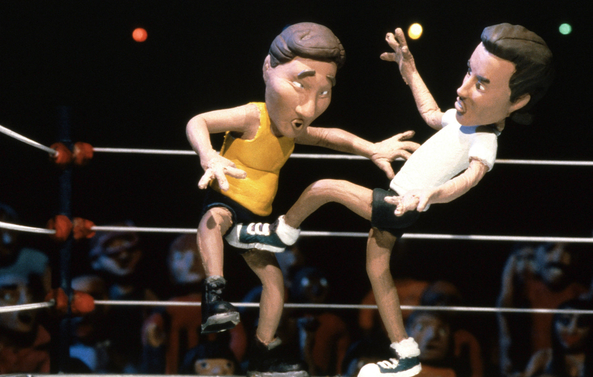 Celebrity Deathmatch: MTV Studios Reviving Satire TV ...