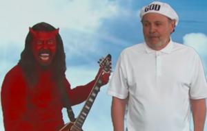 Dave Grohl satan kimmel sketch