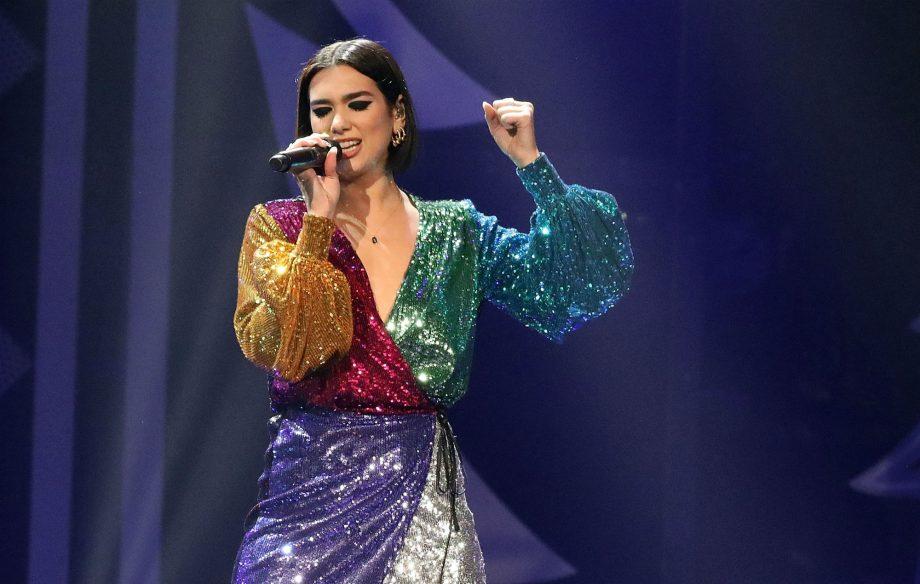 Dua Lipa explains why her Ariana Grande collab won't get released