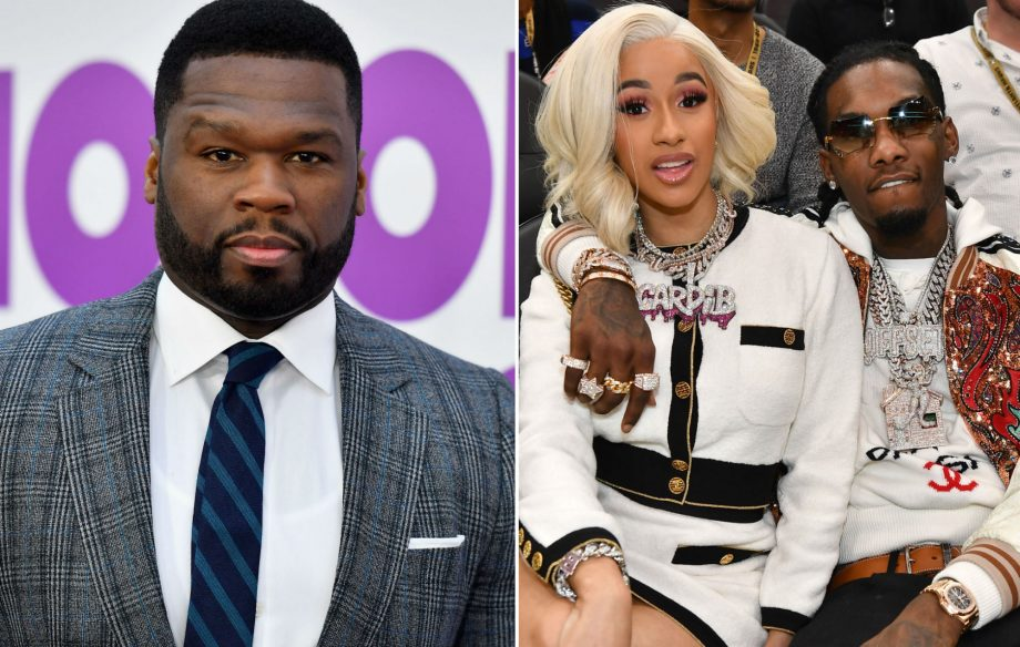 """""""That boy love you"""": 50 Cent pleads with Cardi B not to divorce Offset"""