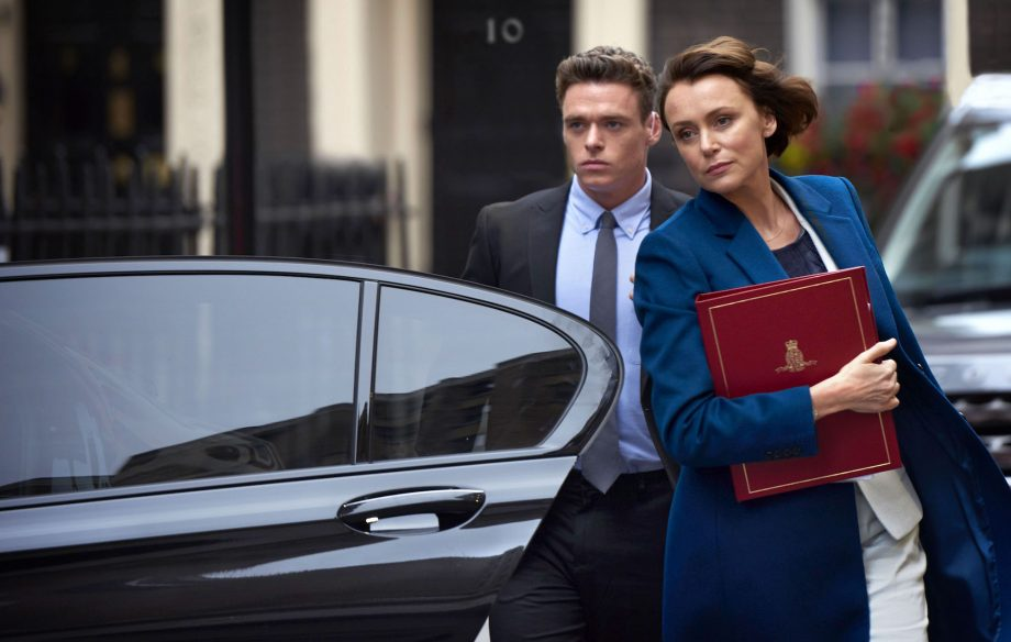 """Total denial"": 'Bodyguard' fans are still asking Keeley Hawes if Julia Montague is alive"
