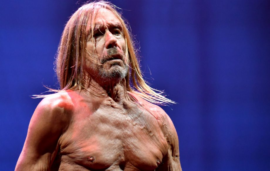 Iggy Pop old