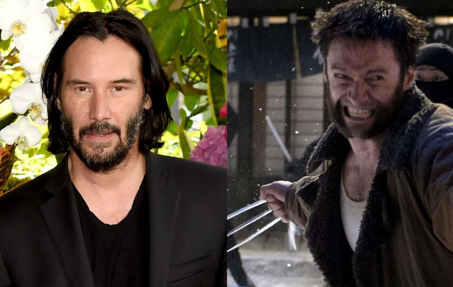 Keanu Reeves wants to play X-M...
