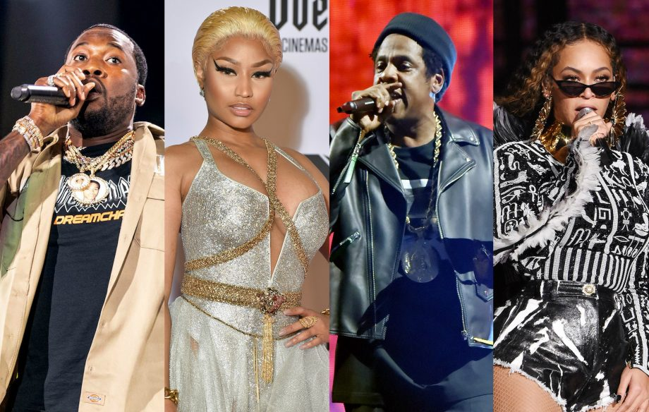 Meek Mill Recalls Double Date With Nicki Minaj Jay Z And