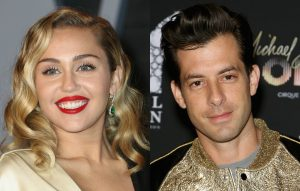 Watch Miley Cyrus Make Surprise Appearance With Mark Ronson In London