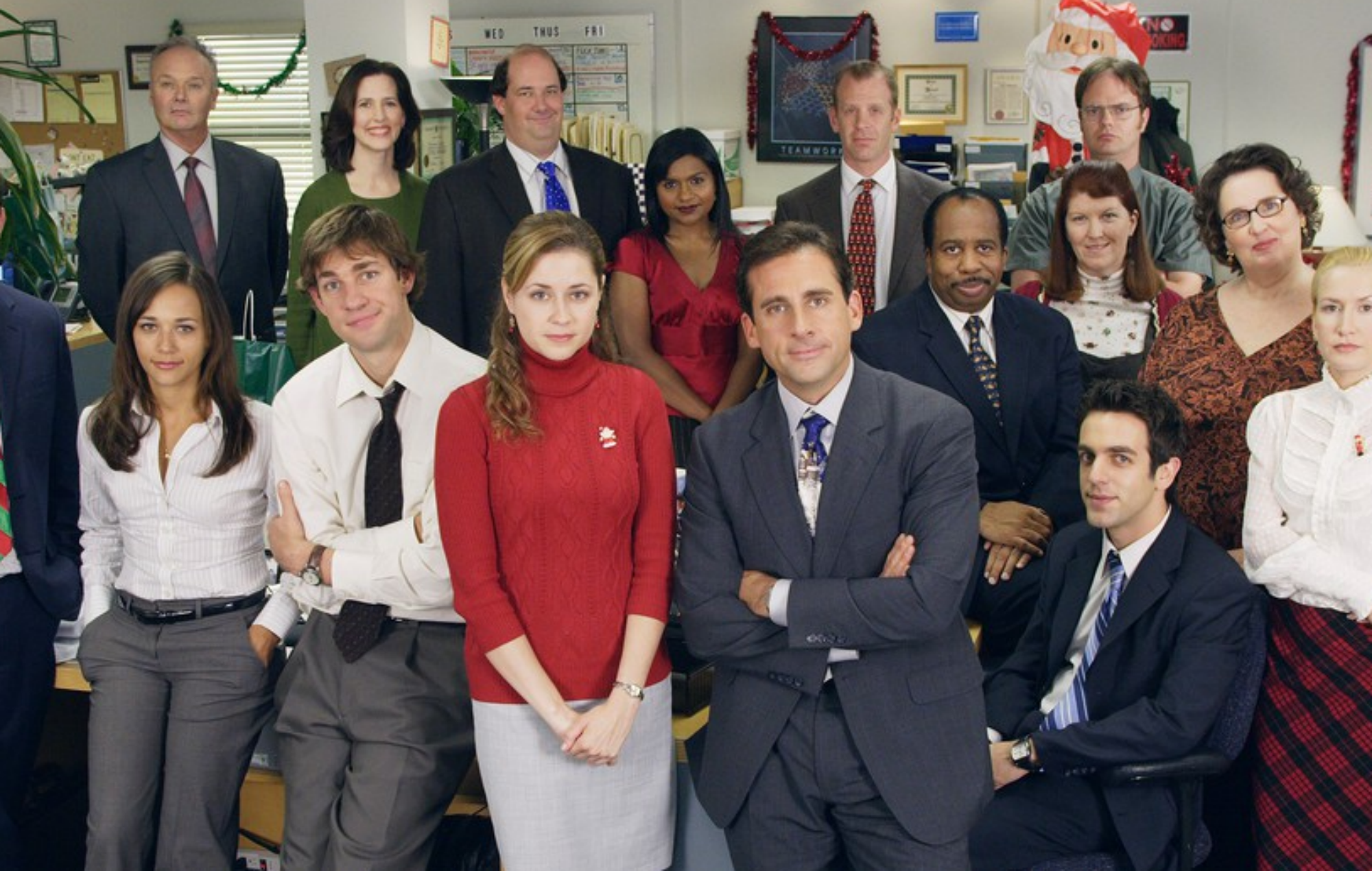 Okay, it's happening! Listen to the first episode of new 'The Office' podcast 'Office Ladies'