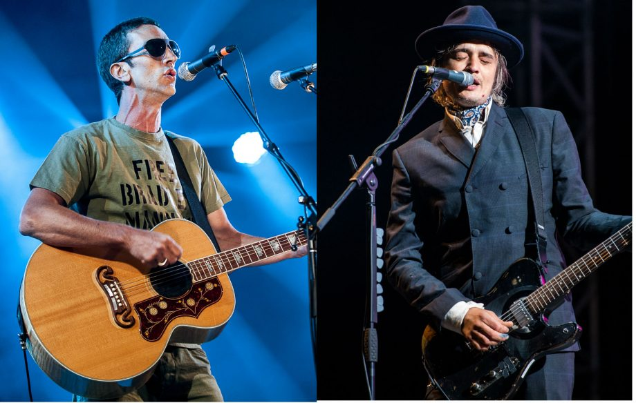 Watch Pete Doherty cover The Verve's 'The Drugs Don't Work'