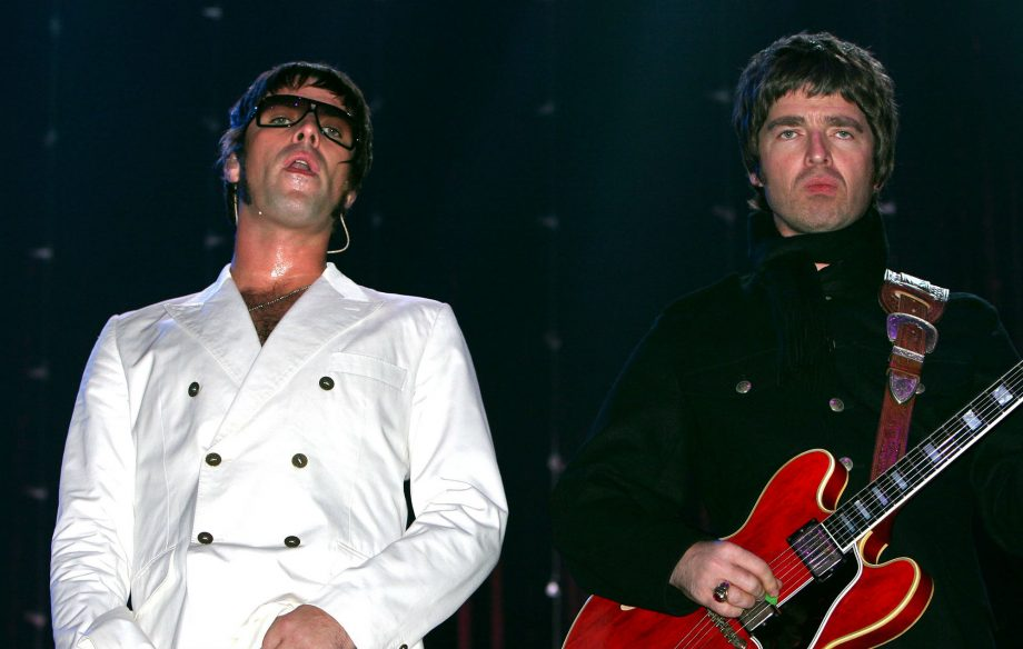 "Liam Gallagher: ""I think Noel is having a mid-life crisis"""