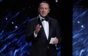 Kevin Spacey breaks silence in