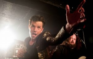 It Looks Like The Killers Are Back In The Studio