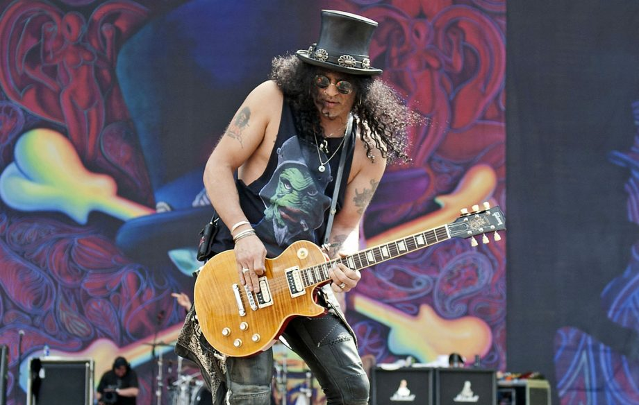 "Slash says rock became ""dull and boring"" but thinks it's now ""turning over a new leaf"" thanks to bands like Greta Van Fleet"