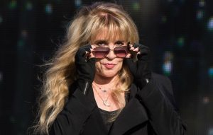 Stevie Nicks Reacts To Being The First Woman To Be Inducted Into The Rock & Roll Hall Of Fame Twice