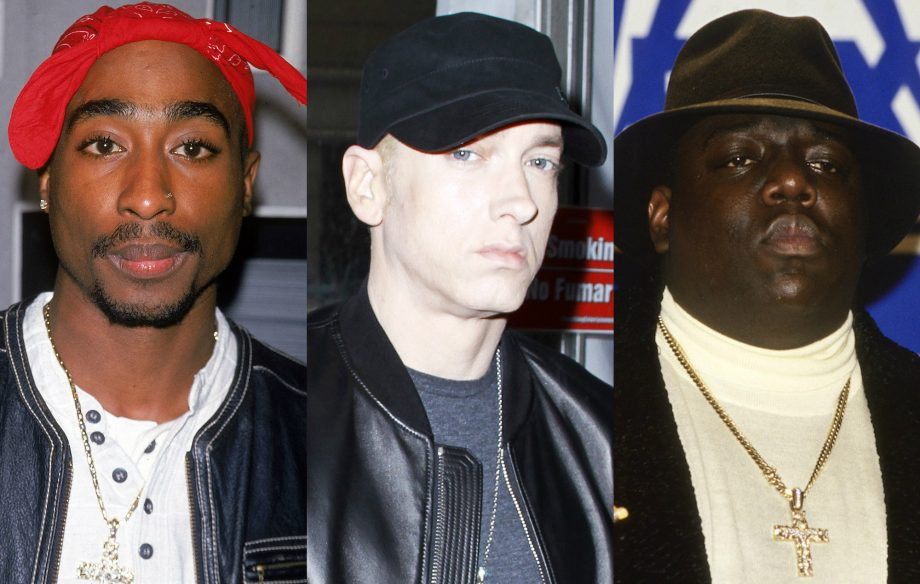 Eminem discusses how Tupac and Biggie's beef changed rap and reveals