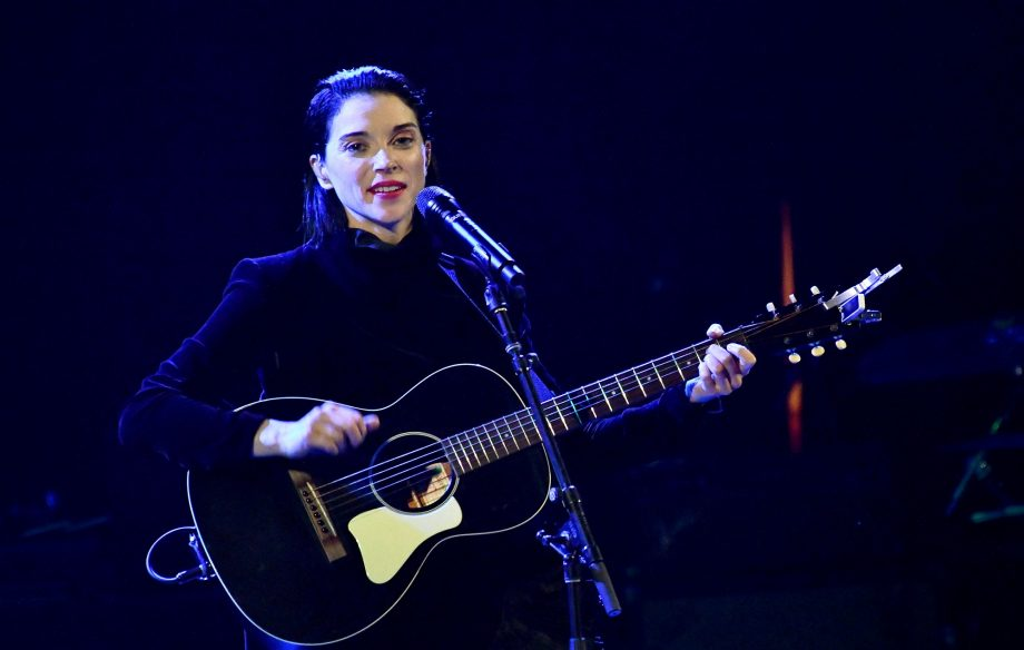 Watch St Vincent nail an acoustic cover of Red Chili Peppers' 'Breakin' The Girl'