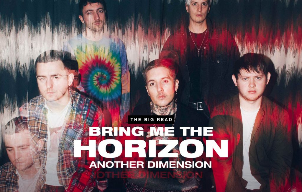 Bring Me the Horizon посетила офис Kojima Productions