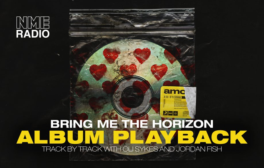 NME Radio to host Bring Me The Horizon track-by-track of new album