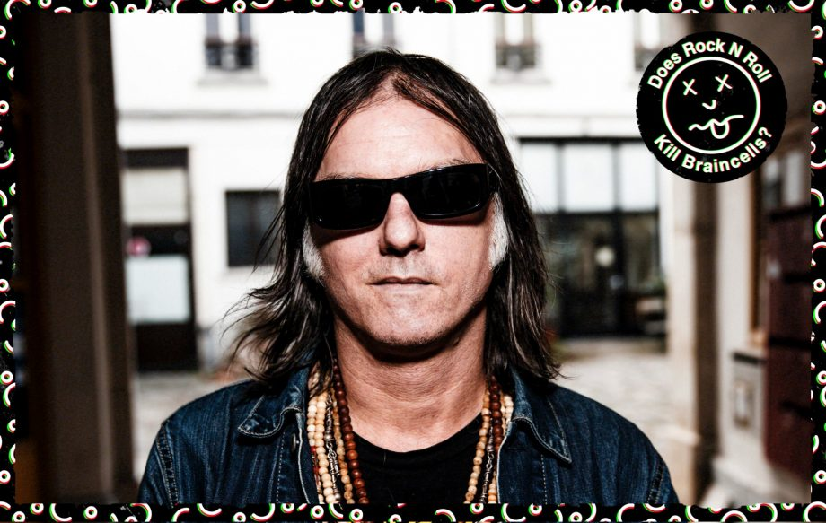 Does Rock N Roll Kill Braincells Anton Newcombe The Brian