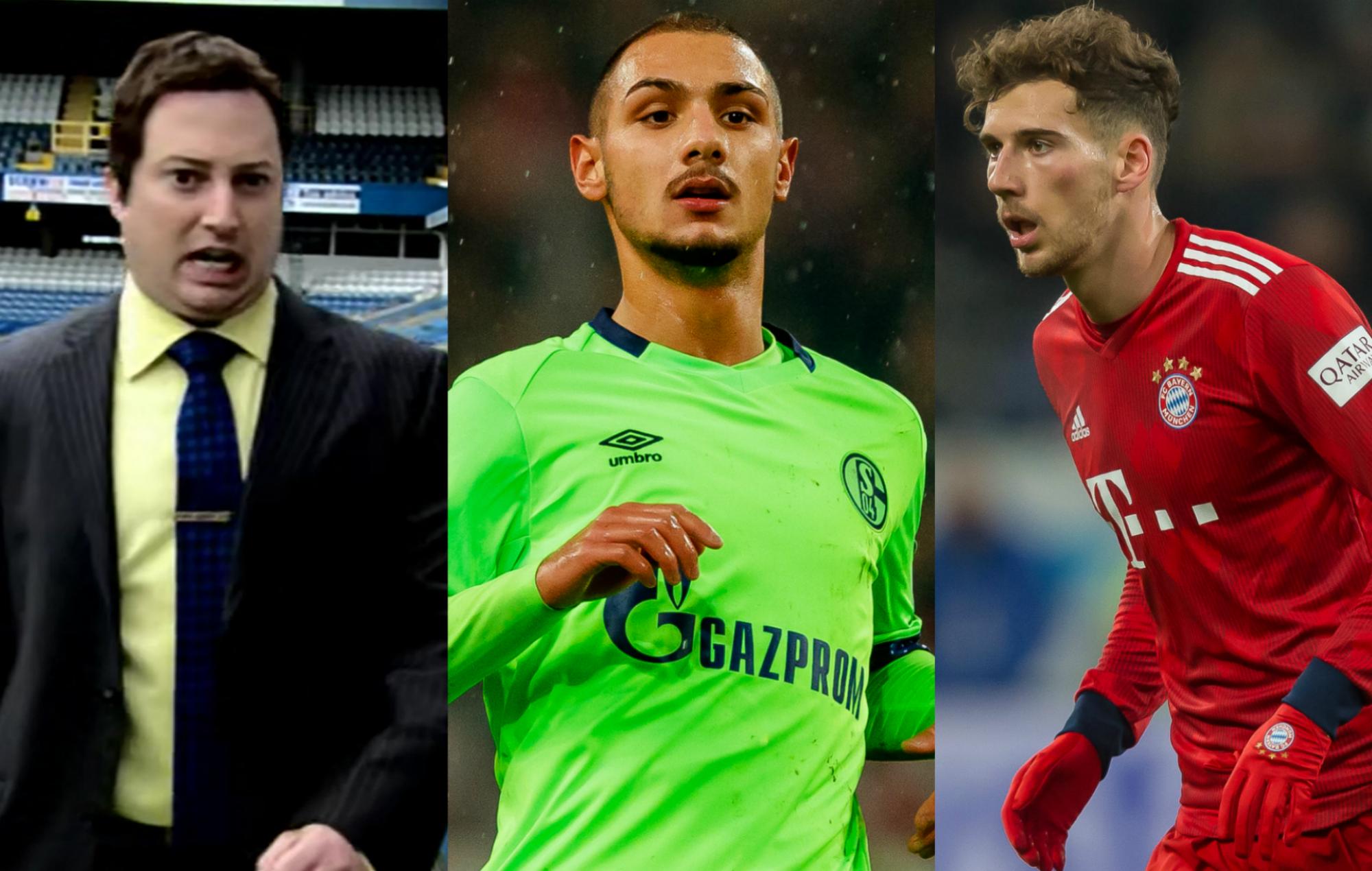 Bundesliga Recreates Mitchell And Webbu0026#39;s Football Sketch - NME