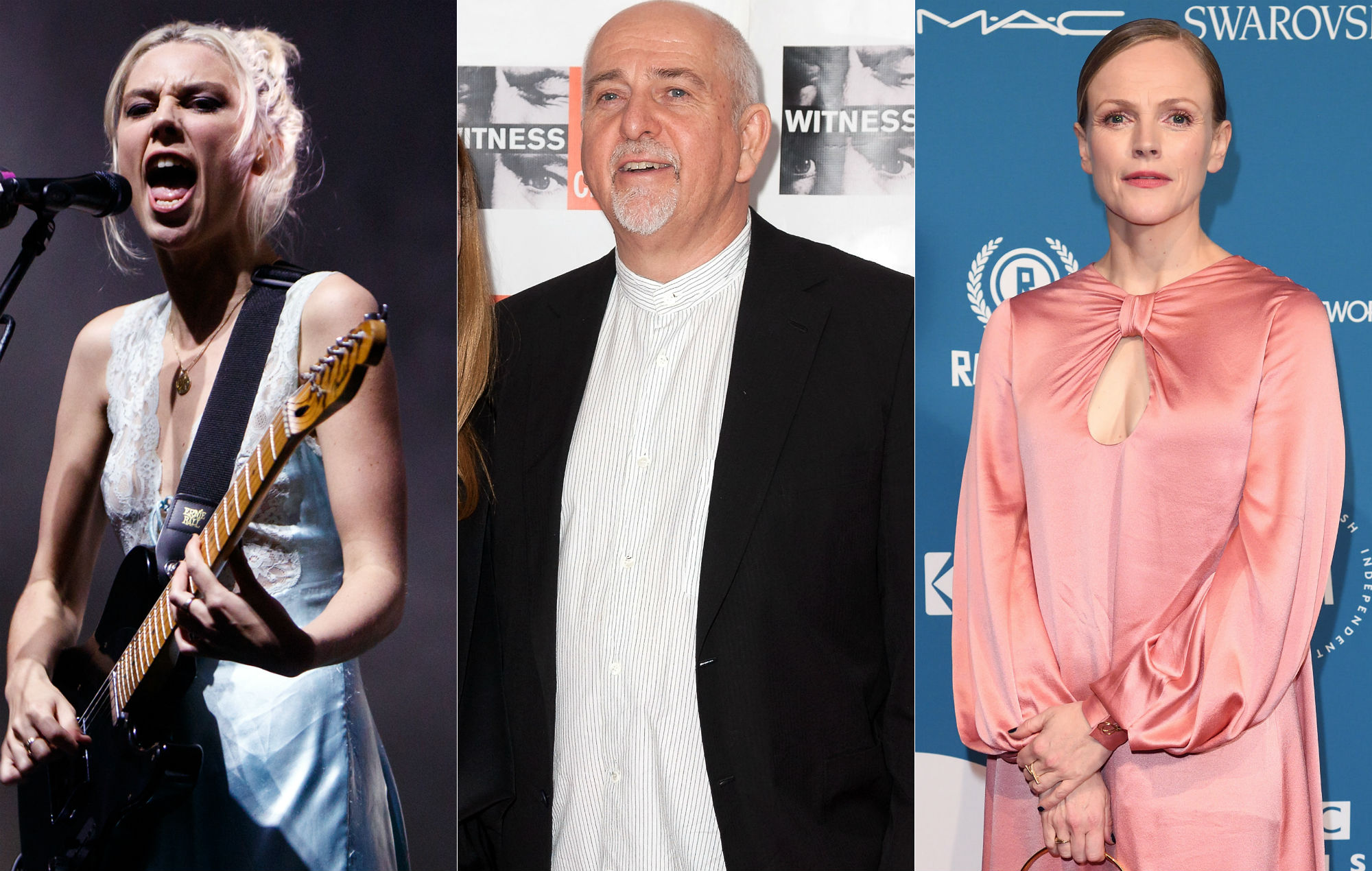 wolf alice  peter gabriel and more call for bbc to push