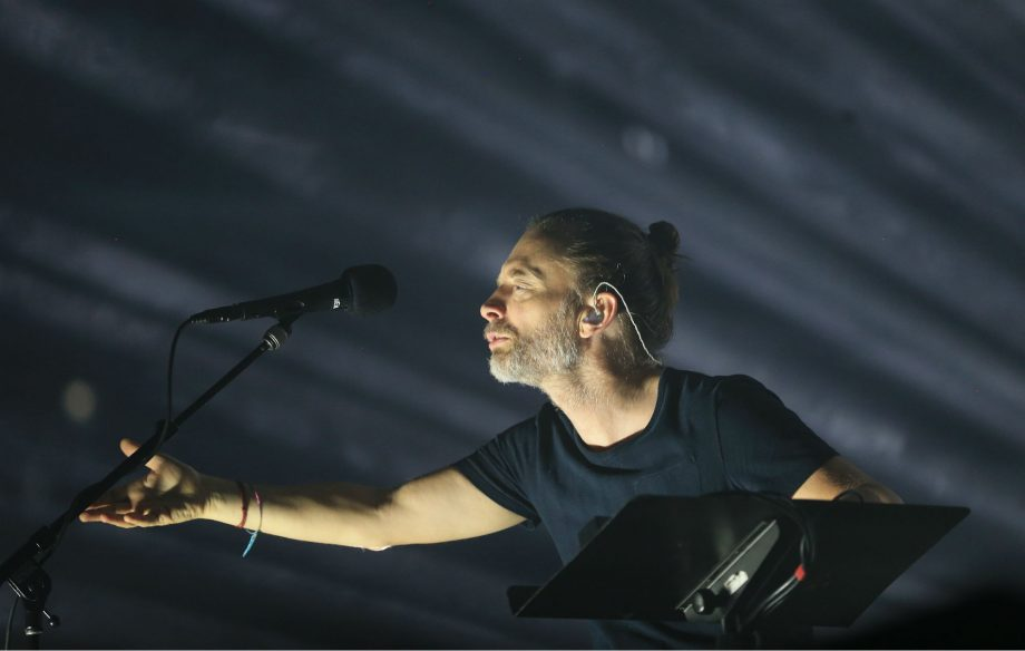 Watch Thom Yorke's solo acoustic take on Radiohead song 'Bloom'