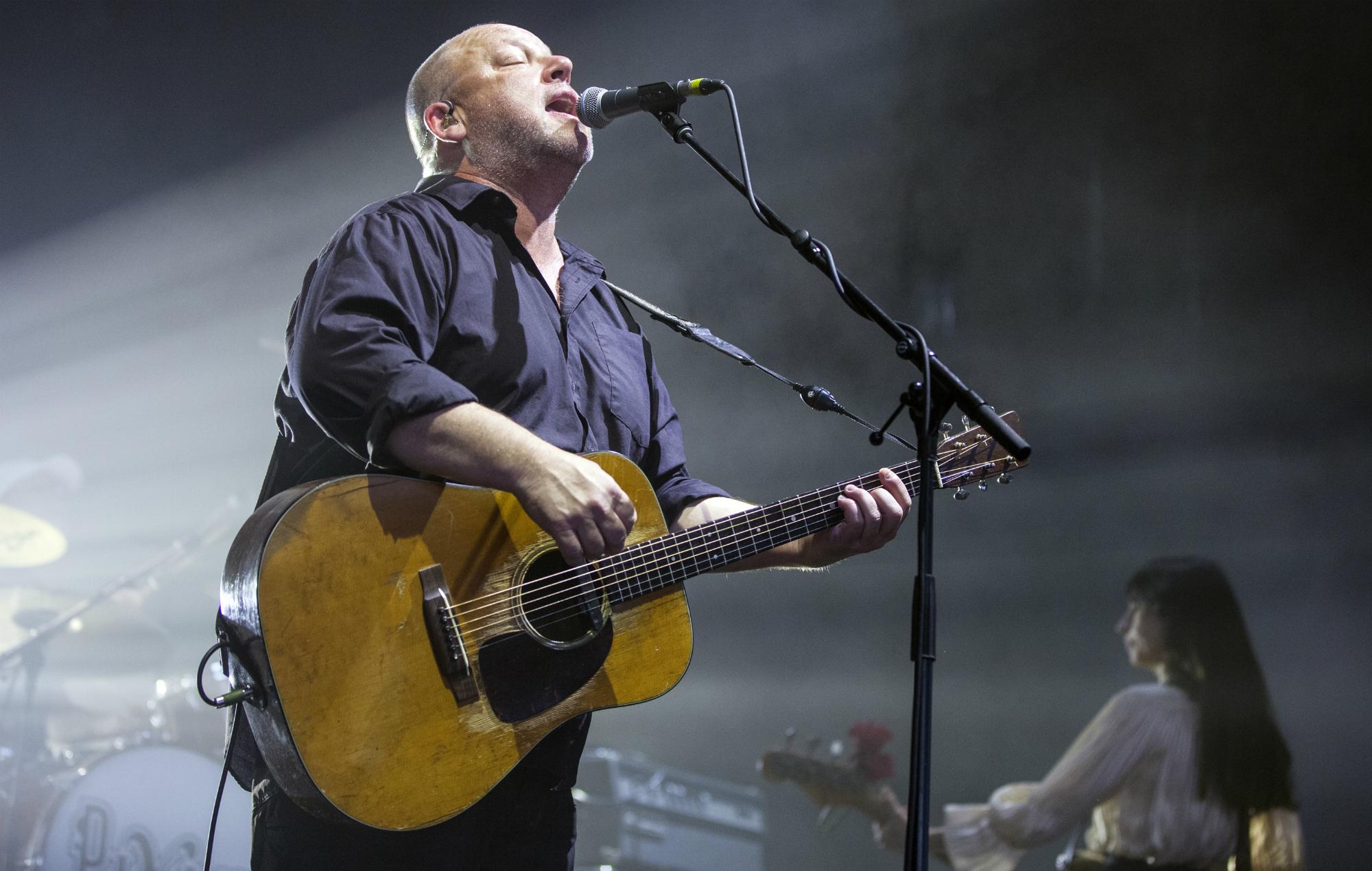 Pixies Announce Seventh Studio Album Beneath The Eyrie