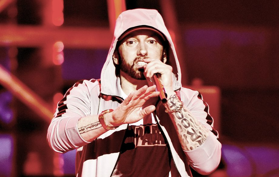Kamikaze' Eminem continues to poke fun at new wave rappers