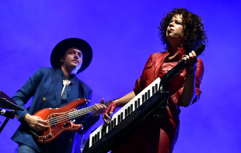 Arcade Fire join 200 Canadian musicians in signing open letter in solidarity with indigenous protestors