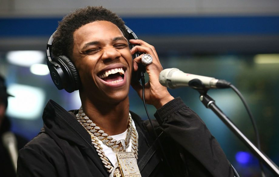 A Boogie Wit Da Hoodie hits number one, after selling just 823 copies