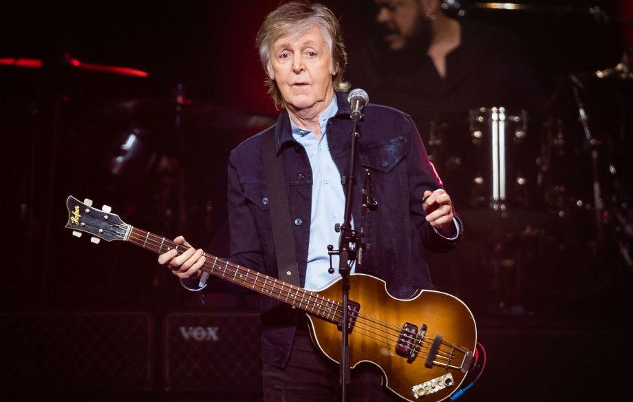 It doesn't look like Paul McCartney is headlining Glastonbury 2019 after all…