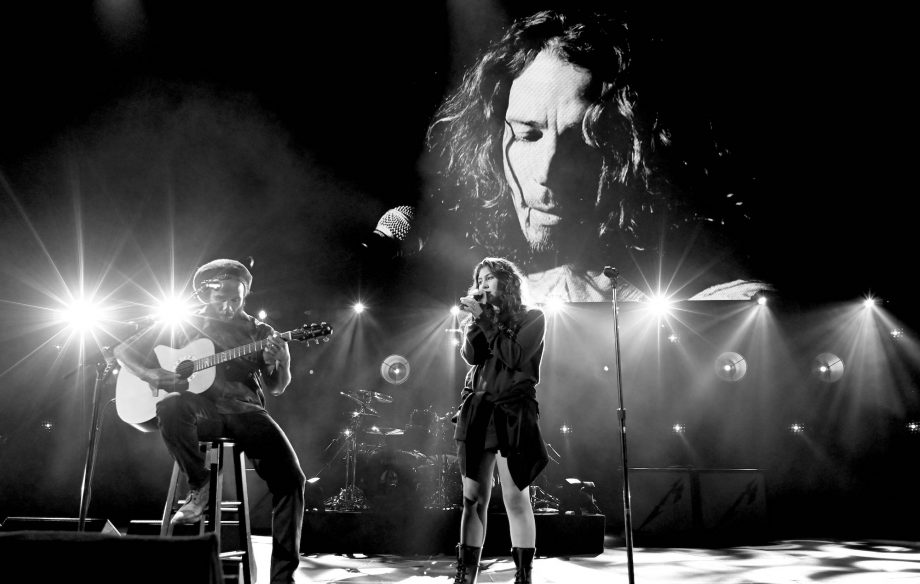 Nine spine-tingling moments from the emotional Chris Cornell tribute show