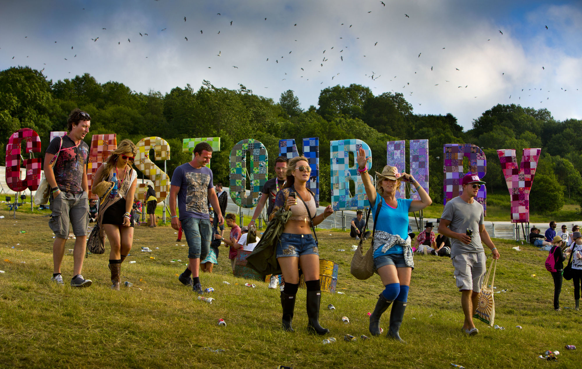 Sadness and jubilation as fans react to Glastonbury 2020 tickets selling out in 33 minutes