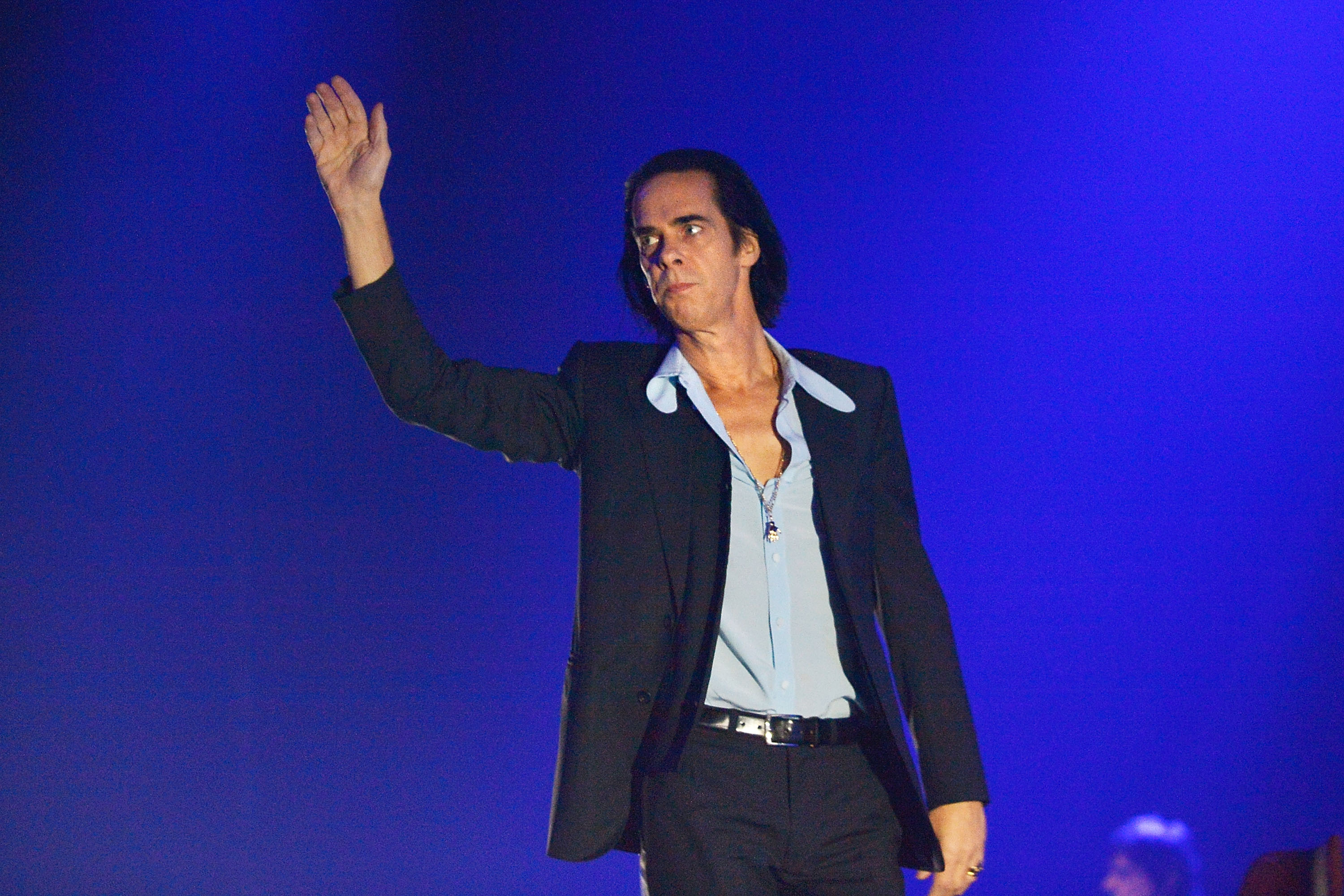 """Check out Nick Cave's playlist of tracks that """"stand apart from the rest"""" – featuring Leonard Cohen, Neil Young and Brian Eno"""