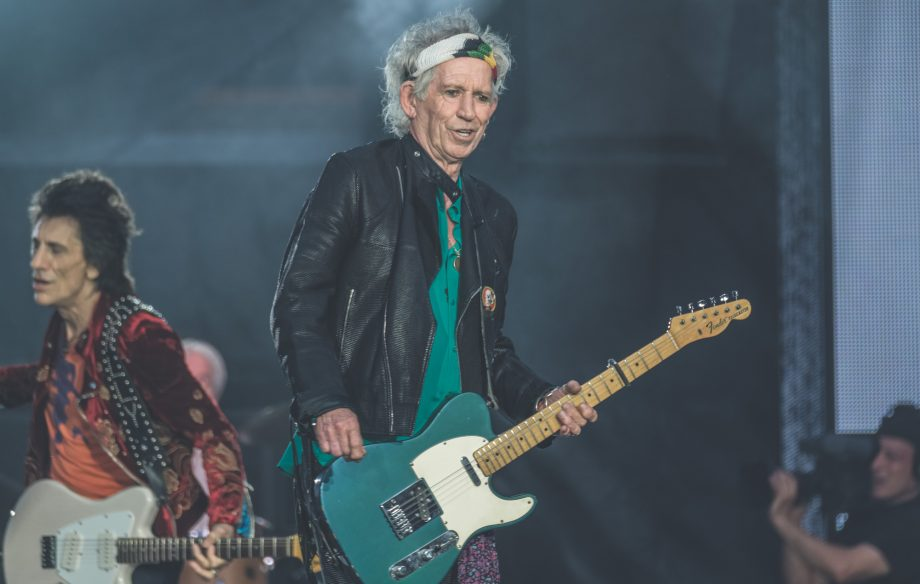 Keith Richards Gives Update On Rolling Stones Next Album