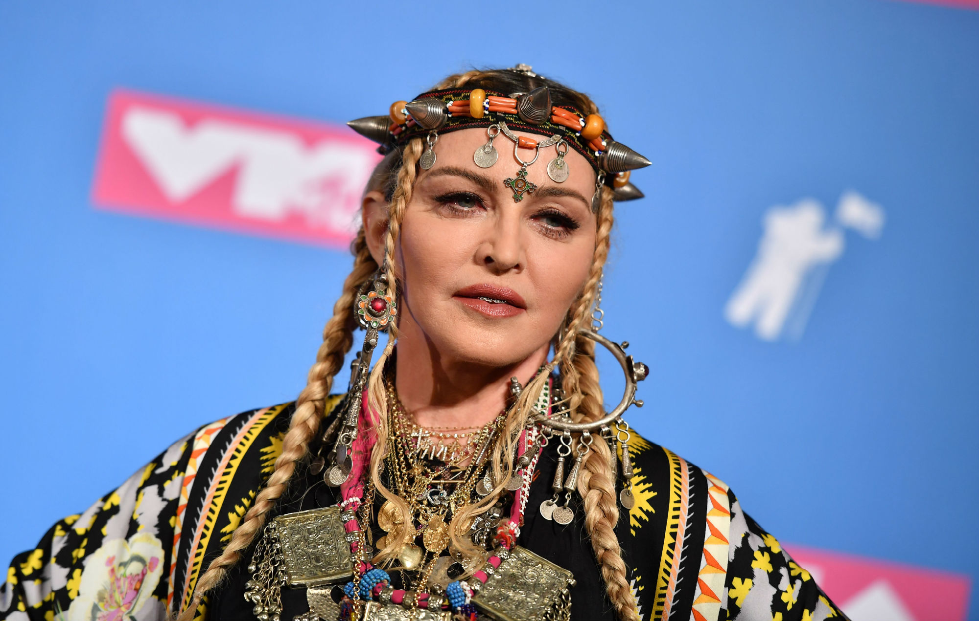Madonna Shares Studio Footage From The Recording Of Her