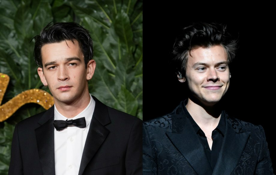 478c59de9ad Matty Healy uses Twitter to ask for a collaboration with Harry Styles