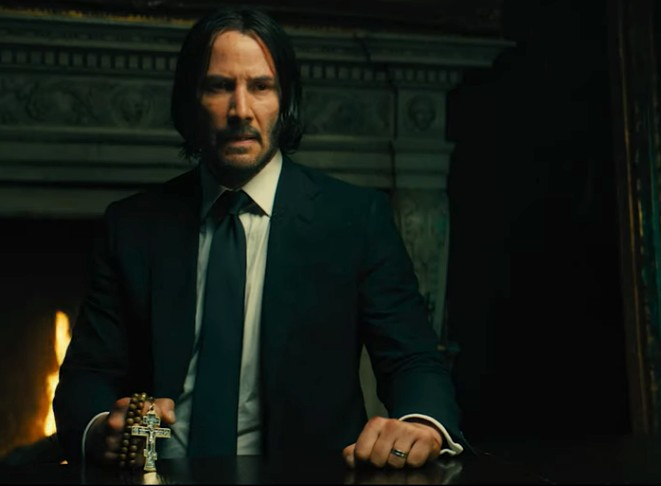 Watch The Epic First Trailer For John Wick Chapter 3 Parabellum
