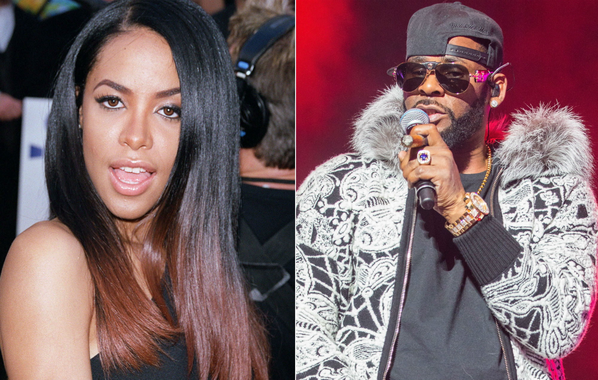 Aaliyahs Mother Hits Out At Claims That Rkelly Had