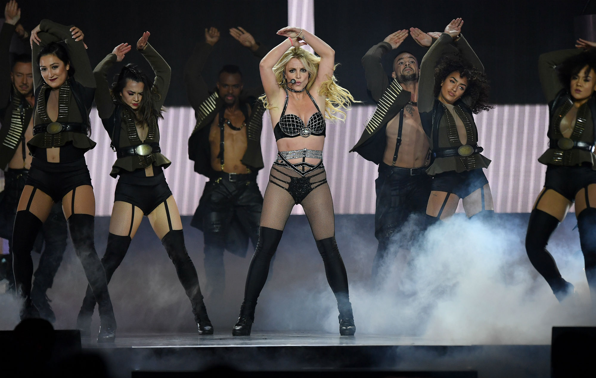 Britney Spears Cancels Las Vegas Residency To Focus On