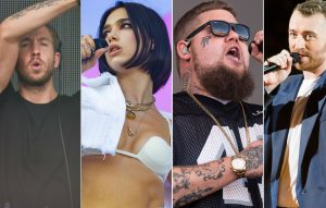 Calvin Harris, Dua Lipa, Rag'n'Bone Man and Sam Smith to perform together at Brit Awards 2019
