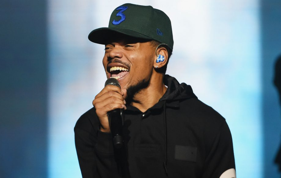 """Chance the Rapper hopes to be a """"world-famous comedian"""" one day"""