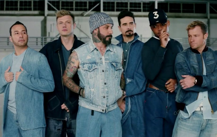 Chance The Rapper awkwardly joins Backstreet Boys for Super Bowl 'Doritos' commercial