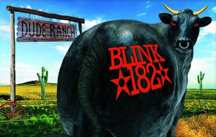 Blink-182's 'Dude Ranch' has inspired a new vegan ranch dressing