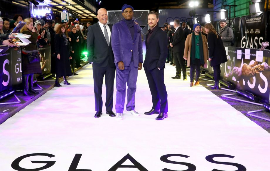 Here's what the critics have to say about 'Unbreakable