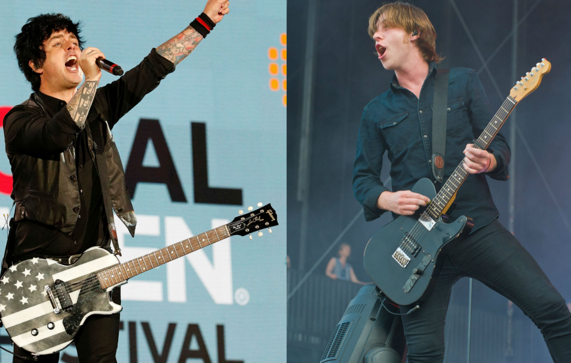Catfish And The Bottlemen On How Green Day Pranked Them On