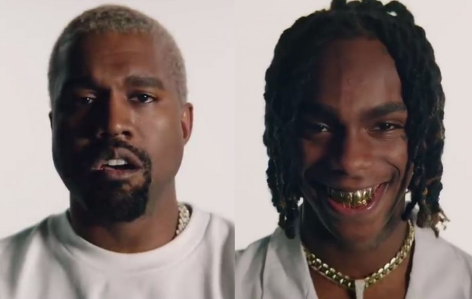 Kanye West makes surprise appearance on YNW Melly's 'Mixed Personalities'